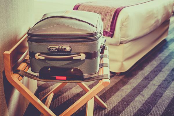 Подставка для багажа в отель